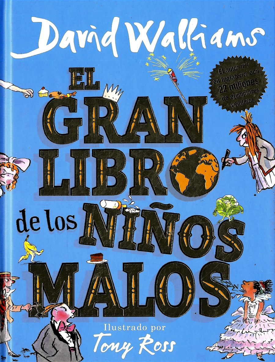 EL GRAN LIBRO DE LOS NINOS MALOS